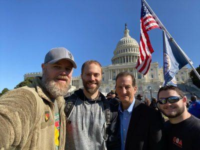 L-R: Tim Harmsen, Rob Olson, Erich Pratt, Jordan Stein.